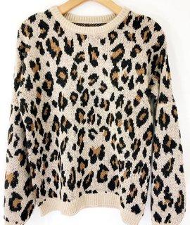 Amuse Society Amuse Society Go Wild Sweater
