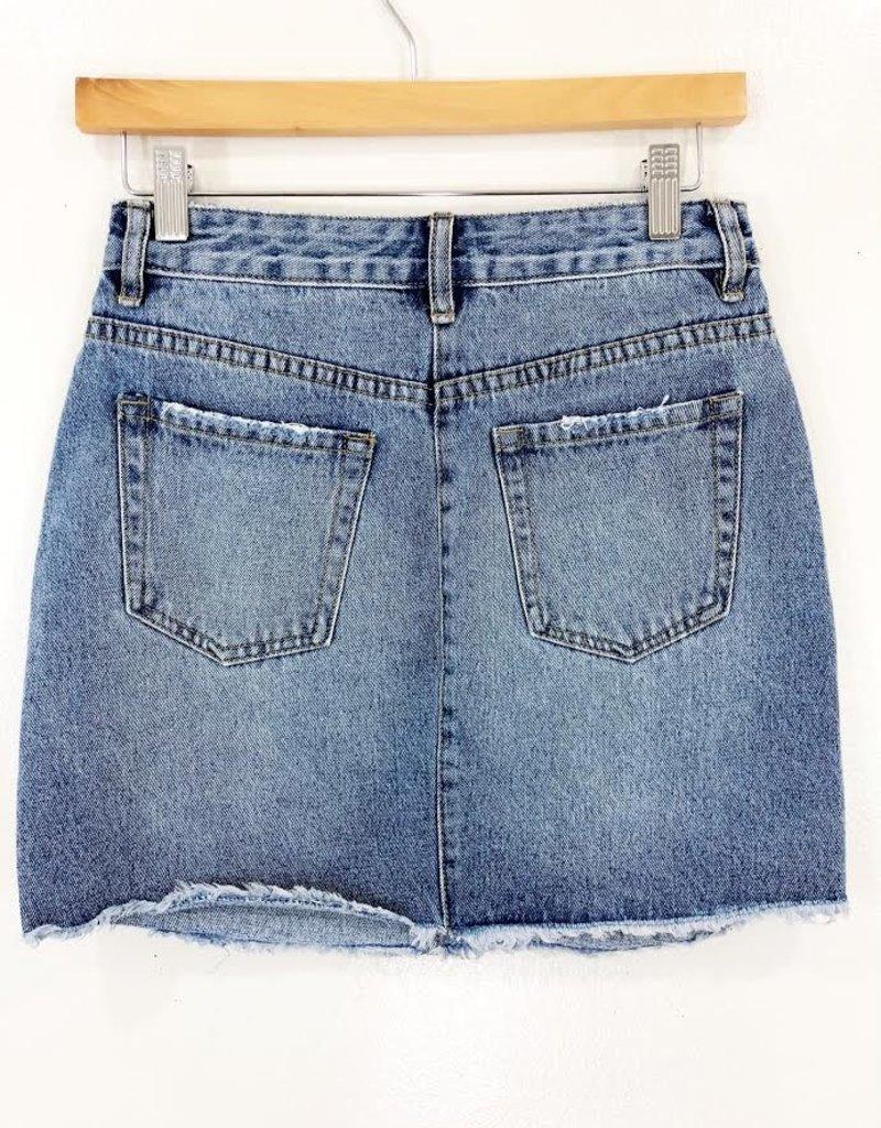 Amuse Society Amuse Society Shortcut Skirt