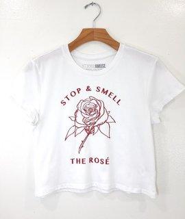Amuse Society Amuse Society Roses Tee