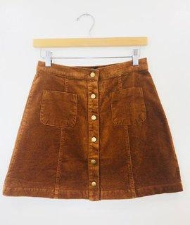 Audrey 3+1 Audrey 3+1 Autumn Days Button Skirt