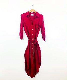 Lucy Love Lucy Love Crazy Good Shirt Dress