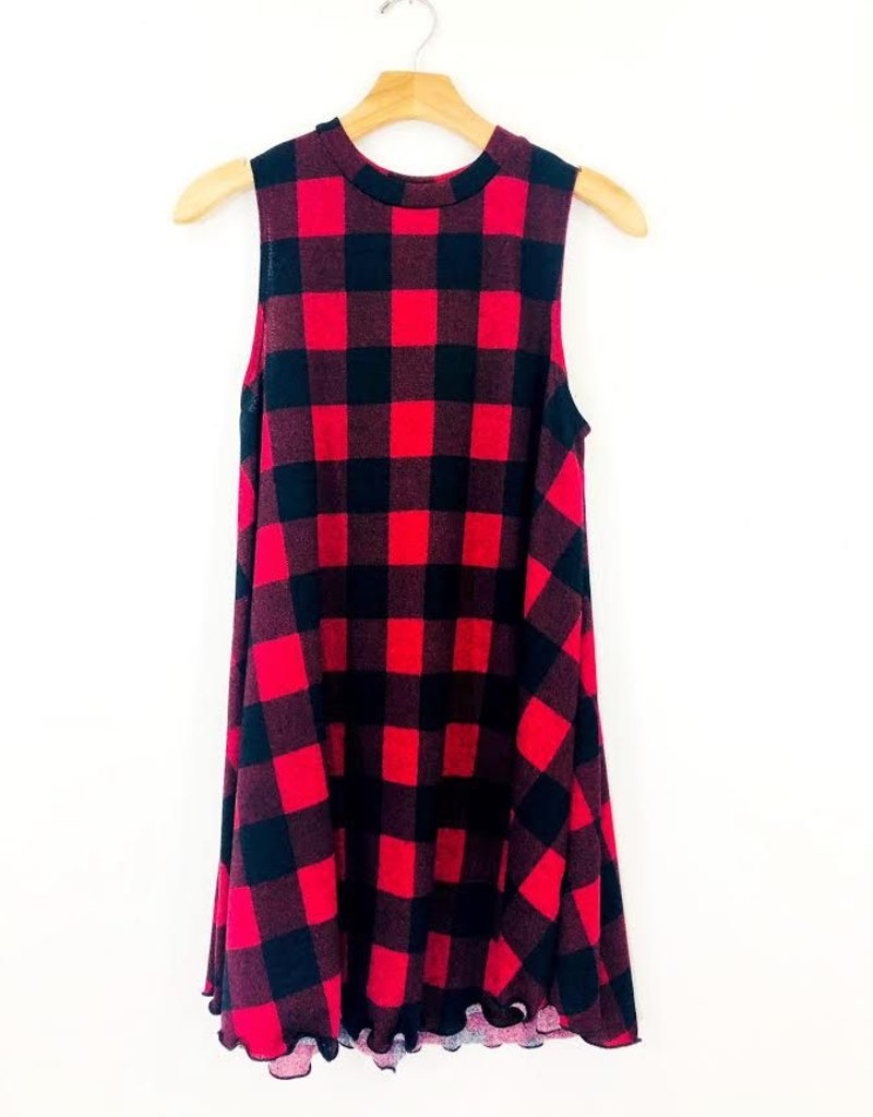 Audrey 3+1 Audrey 3+1 Checkmate Swing Dress