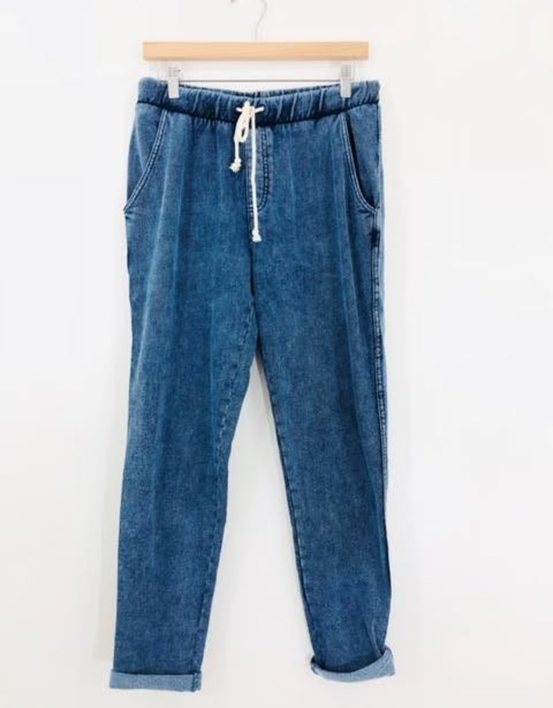 Z Supply Z Supply The Knit Denim Jogger