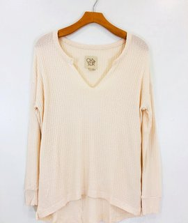 Chaser Brand Chaser Thermal Henley