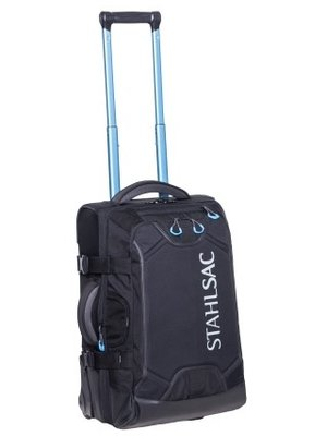 "Stahlsac STAHLSAC STEEL 21"" CARRY ON BAG"