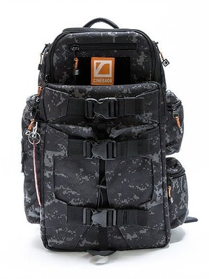 Cinebags CINEBAGS REVOLUTION BACKPACK CB-25 CAMO