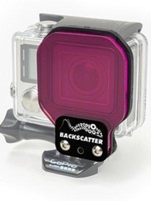 Backscatter BACKSCATTER FLEX GREEN FILTER FOR HERO 3+, 4, 5 and 6