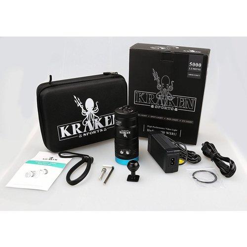 Kraken Lights KRAKEN HYDRA 5000 WIDE/SPOT/RED/UV LIGHT