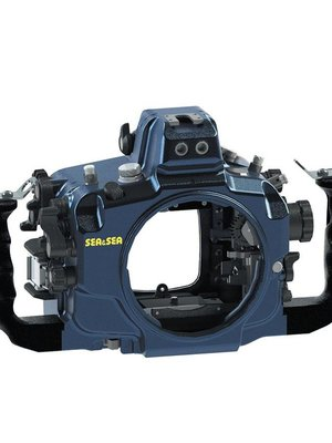 Sea & Sea SEA&SEA MDX‐D500 HOUSING FOR NIKON D500 CAMERA Limited Edition Blue