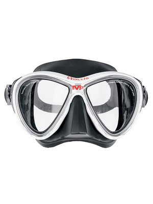 Hollis HOLLIS M-3 MASK WHITE/BLACK
