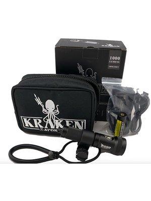 Kraken Lights KRAKEN HYDRA 1000 WIDE/SPOT/RED/YS/GP LIGHT