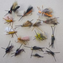 In House Salmonfly Selection