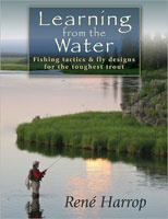Anglers Books Learning from the Water by Rene Harrop