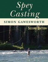 Anglers Books Spey Casting by Simon Gawesworth