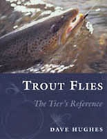 Anglers Books Trout Flies by Dave Hughes
