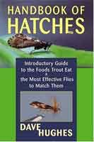Anglers Books Handbook of Hatches by Dave Hughes
