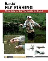 Anglers Books Basic Fly Fishing Skills and Gear by Jon Rounds