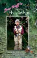 Anglers Books Joan Wulff's Dynamics of Fly Casting