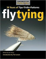 Anglers Books 30 Years of Tips, Tricks, Patterns Flytying