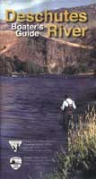 Anglers Books Deschutes River Boater's Guide