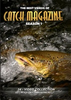 Anglers Books Catch Magazine Season 1