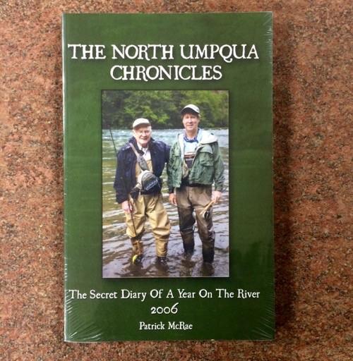 Anglers Books The North Umpqua Chronicles