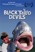 Anglers Books Black Tailed Devils DVD