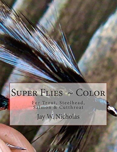 Jay Nicholas Super Flies Color, By Jay Nicholas