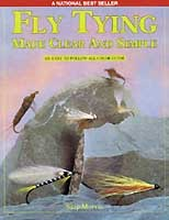 Anglers Books Fly Tying Made Clear and Simple by Skip Morris
