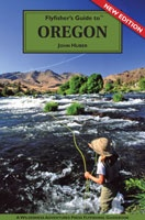 Anglers Books Flyfisher's Guide to Oregon by John Huber