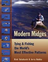 Anglers Books Modern Midges by Rick Takahashi & Jerry Hubka