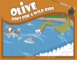 Olive Goes for a Wild Ride by Kirk Werner