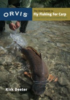 Anglers Books Orvis Guide to Fly Fishing For Carp