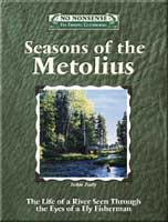Anglers Books Seasons on the Metolius by John Judy