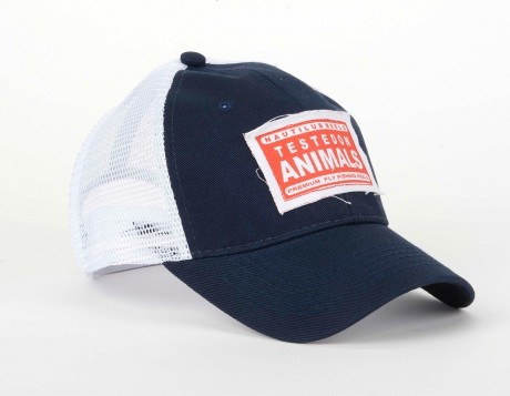 Nautilus Nautilus Navy Trucker Hat, Tested on Animals
