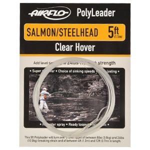 Airflo Airflo PolyLeader Salmon/Steelhead, 10 ft., Clear Hover
