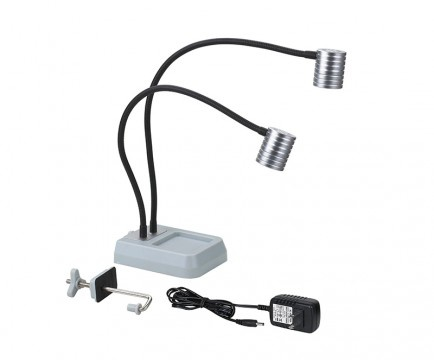 Hareline Dual head LED Pro Lite