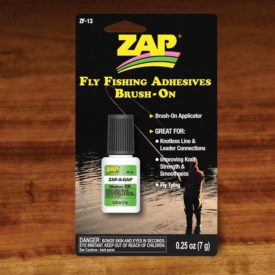 Hareline Zap-A-Gap Brush On