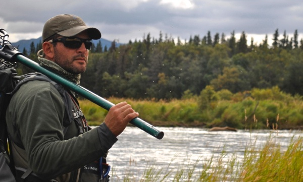 Corey Beginning Fly Fishing with Corey Koff ~ Clackamas River