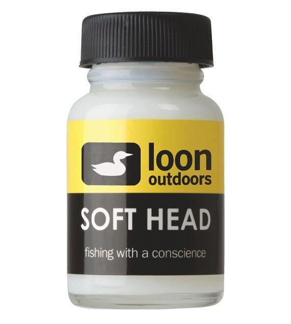 Loon Outdoor Loon Soft Head, Clear
