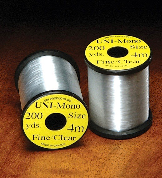 Hareline Uni Clear Mono Thread