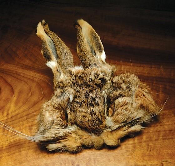 Hareline #1 Hare's Mask