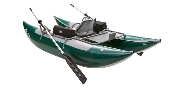 Outcast Outcast PAC 1000 Pontoon Boat