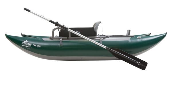 Outcast Outcast PAC 900 Pontoon Boat