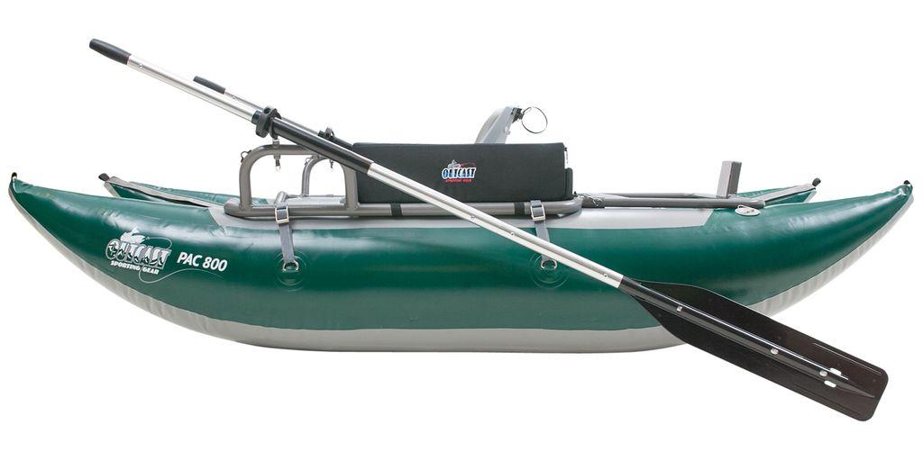 Outcast Outcast PAC 800 Pontoon Boat