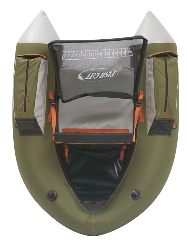 Outcast Outcast Fish Cat 4 - LCS Float Tube
