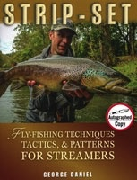 Anglers Books Strip-Set: Fly Fishing Techniques, Tactics, and Patterns for Streamers