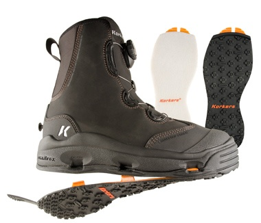 Korker Korkers Devil's Canyon Wading Boot