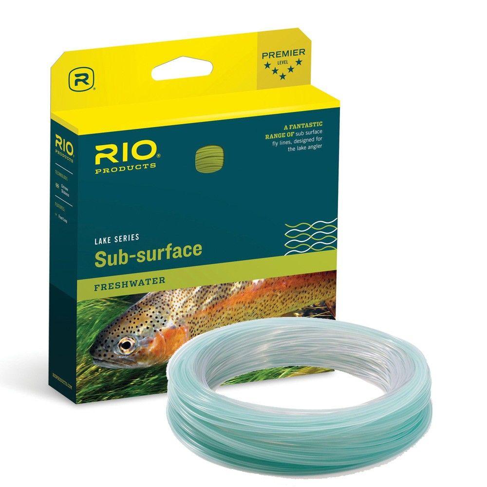 Rio RIO AquaLux II Intermediate Sinking Line
