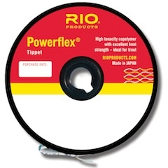 Rio Rio Powerflex Tippet 30yd Spool